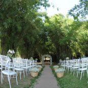 Estrutura para casamento